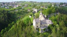 Ostrožac Castle Stock Photos