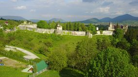 Ostrožac Castle. Is a castle located in Bosnia and Herzegovina in the Una-Sana Canton just outside the town of Cazin, near the village of Ostrožac. The castle Stock Photo