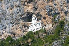 Ostrog Kloster Lizenzfreie Stockfotografie