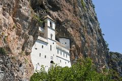 Ostrog Monastery Stock Photos
