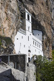 Ostrog Monastery in Montenegro Royalty Free Stock Images