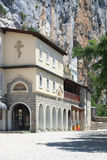 Ostrog orthodox monastery, Montenegro Stock Photo