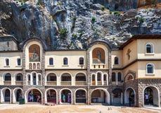Ostrog ortodox monastery. Montenegro Stock Image