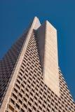 Ostrosłup w San Francisco - zamyka w górę obraz royalty free
