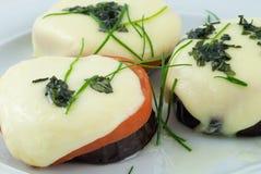 ostrosłupów warzywa Fotografia Stock