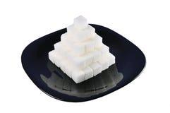 ostrosłupa cukier Obraz Stock