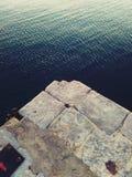 Ostrosłupa morze Fotografia Royalty Free