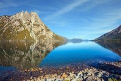 Ostrosłupowa góra Zdjęcie Royalty Free