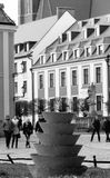 Ostrow Tumski in Wroclaw, Poland Stock Images