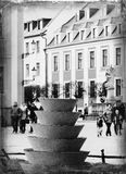 Ostrow Tumski in Wroclaw, Poland Royalty Free Stock Photo