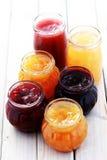 Ostruzione al gusto di frutta immagini stock libere da diritti