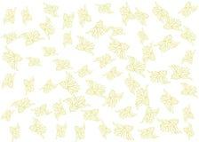 Ostry Kwiecisty wzór ilustracja wektor