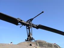 ostrze helikoptera wirnika Fotografia Royalty Free