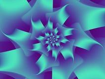 Ostrze spirala Zdjęcie Stock