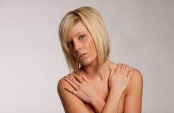 ostrzyżenie fryzura Zdjęcia Stock