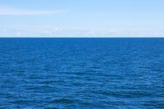 Ostsee im Sommer Lizenzfreie Stockfotografie