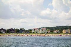 Ostseebad Heringsdorf Stock Image