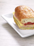 ostskinksmörgås Royaltyfria Foton