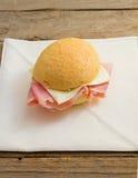 ostskinksmörgås Arkivbild