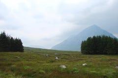 Ostteil von Schottland Landschaften der wilden schottischen Natur lizenzfreies stockbild
