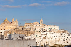 Ostuni Royalty Free Stock Images