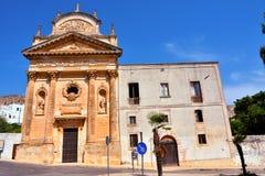 Ostuni Brindisi Italie photos libres de droits