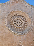 Ostuni cathedral Stock Images