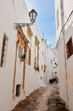 Ostuni, Italy Stock Photo