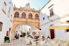 Ostuni, Italy Royalty Free Stock Photography