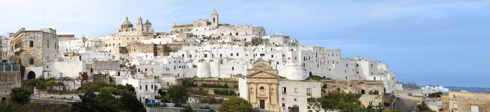 Ostuni - Itlay Photographie stock