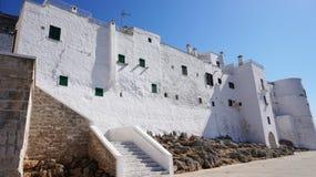 Ostuni la città bianca, Puglia, Italia Fotografie Stock Libere da Diritti