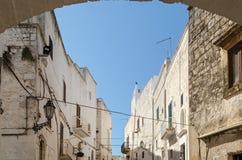 Ostuni, Puglia (Italy) Stock Image