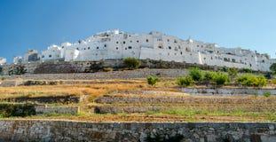 Ostuni, Puglia Stock Images