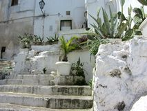 Ostuni Royalty Free Stock Photo