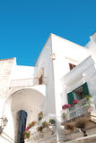 Ostuni view Stock Photography