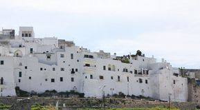 Ostuni Royalty Free Stock Photos