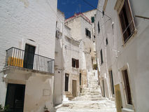 Ostuni village Royalty Free Stock Photography