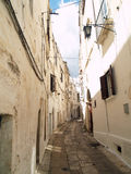 Ostuni village Royalty Free Stock Images