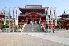 Osu Kannon, Nagoya Royalty Free Stock Photo