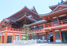 Osu Kannon Temple Nagoya Japan. Osu Kannon temple in Nagoya Japan Royalty Free Stock Photo