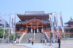 Osu Kannon Temple Nagoya Japan Royalty Free Stock Images