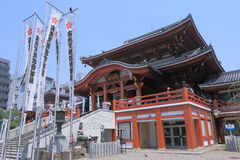 Osu Kannon Temple Nagoya Japan Royalty Free Stock Photography