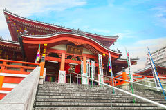 Osu Kannon Temple in Nagoya, Japan Stock Photography