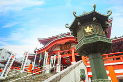 Osu Kannon Temple in Nagoya, Japan Royalty Free Stock Photography