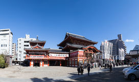 Osu Kanon Temple in Nagoya. Stock Images