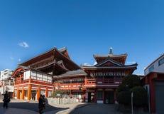 Osu Kanon Temple in Nagoya. Royalty Free Stock Photo