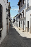 Osuna street, Andalusia, Spain Royalty Free Stock Photos