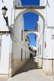 Osuna street, Andalusia, Spain Royalty Free Stock Image