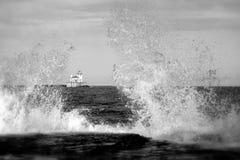Free Oswego West Pierhead Lighthouse Stock Images - 28384714