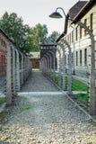 OSWIECIM, POLAND/EUROPE - SEPTEMBER 18 : Auschwitz concentration Stock Photos